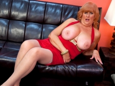Naughty, huge titted, 61-year-old divorcee...got your attention?