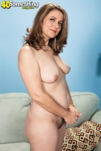 Gia Marie and her bushy pussy