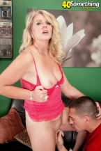 A cream pie for Kay