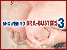Showering Bouncy bosoms 3