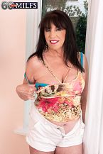 A fresh 70Plus HORNY HOUSEWIFE...Christina Starr!